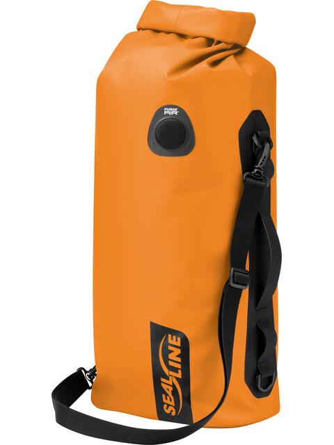 SealLine Discovery - Para tener el equipaje ordenado - 20l naranja